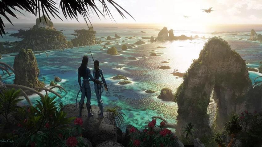 avatar deniz günbatımı