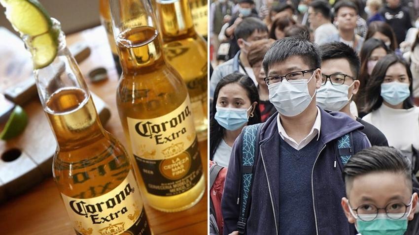 corona virüs bira