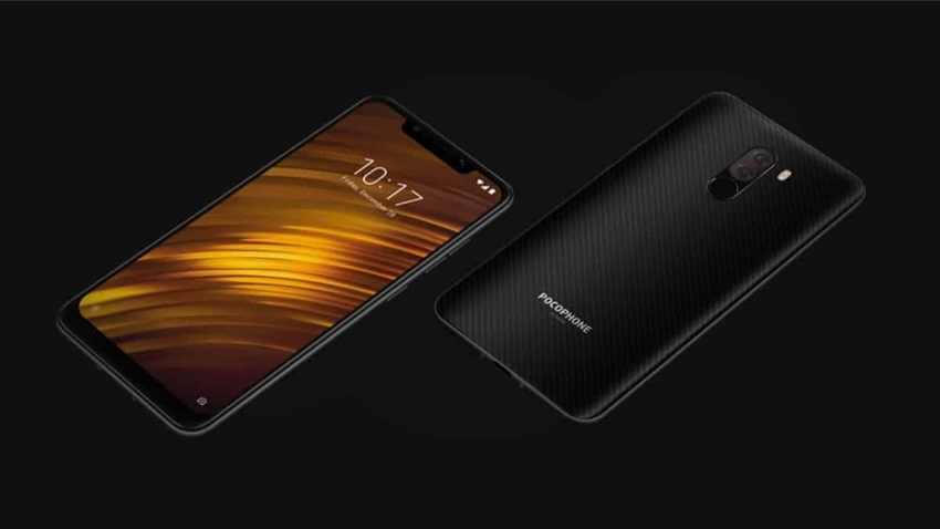 pocophone f2 ilk video