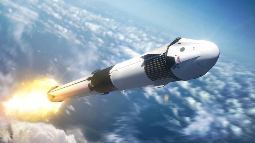spacex füze patlatma