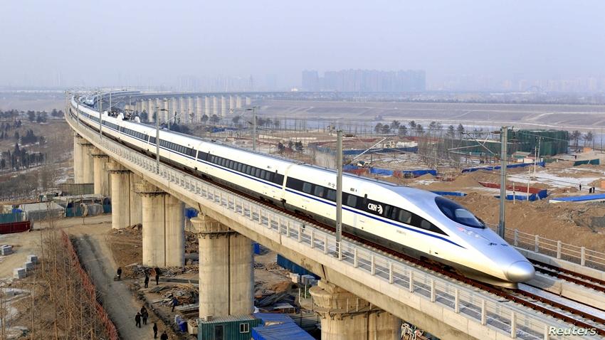 milli yüksek hızlı tren