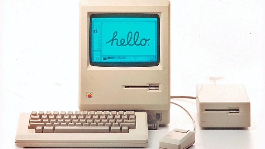 36 Yıl Önce Bugün İlk Macintosh Tanıtıldı