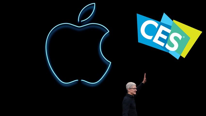 Apple'ın CES 2020'de Sergileyeceği Ürünler Belli Oldu