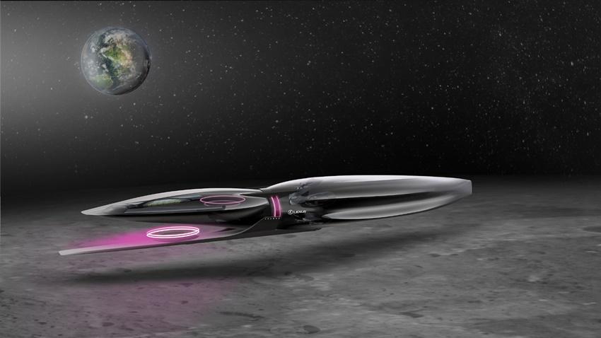 Ay'da Kullanılabilecek Konsept Araçlar Tanıtıldı