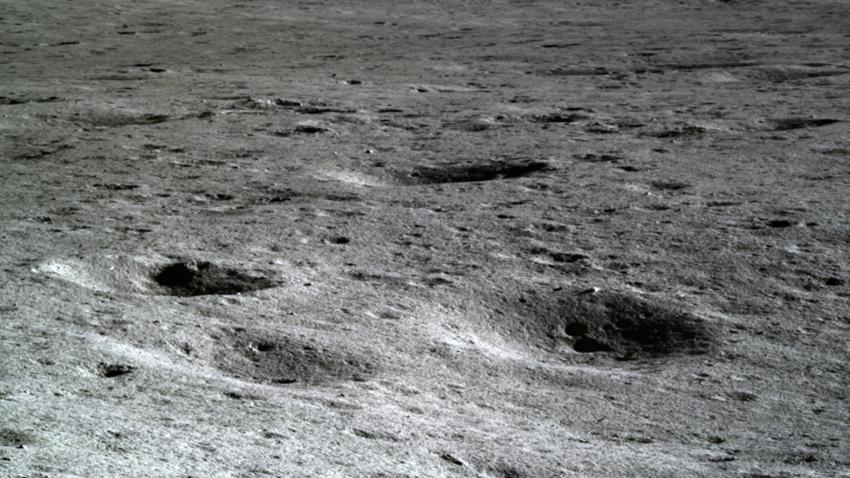 Çin, Ay'ın En Net Halini Paylaştı