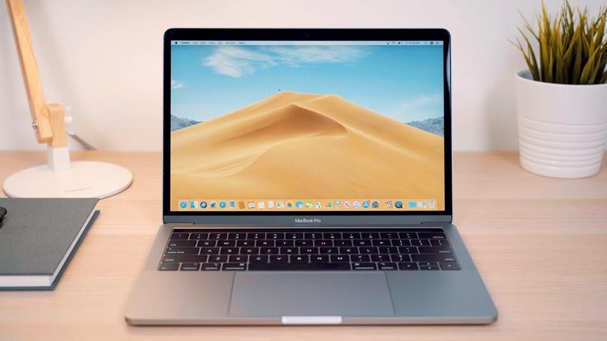 Dokunmatik Ekranlı Macbook Geliyor!