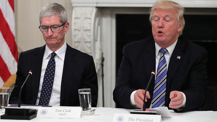 Donald Trump, Apple Hakkında Ağır Konuştu