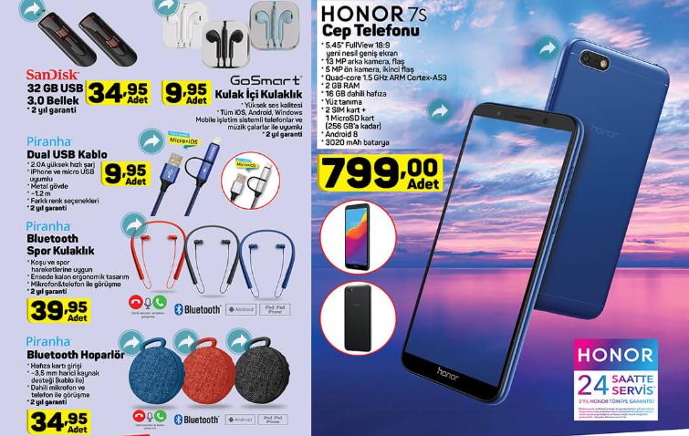 Honor 7Sve Dahası
