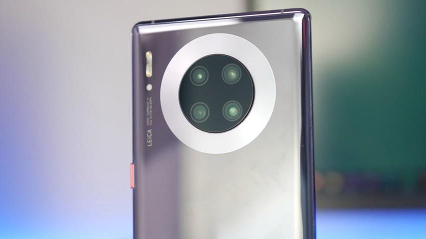Huawei Mate 40 Pro, Patent Başvurusunda Ortaya Çıktı