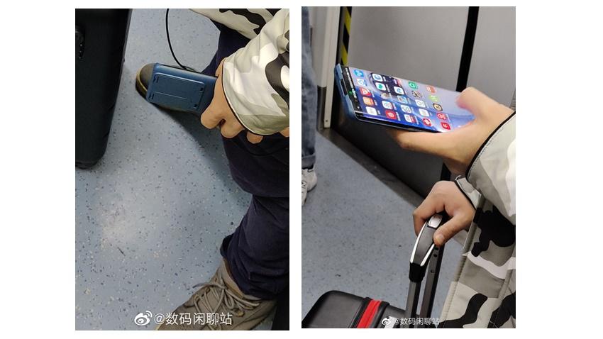 Huawei P40 ProMetroda Görüntülendi!