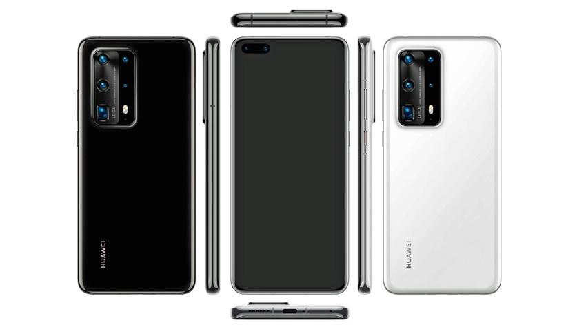 Huawei P40 Pro'nunSeramik Versiyonu Olacak!