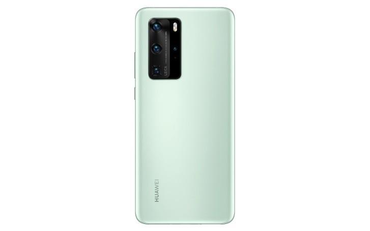 Huawei P40 Pro, Yeşil Renk Seçeneğine Sahip Olacak