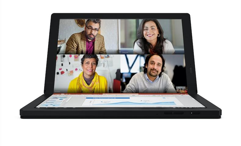 Katlanabilen Lenovo ThinkPad X1 Fold Tablet Tanıtıldı! İşte Özellikleri ve Fiyatı