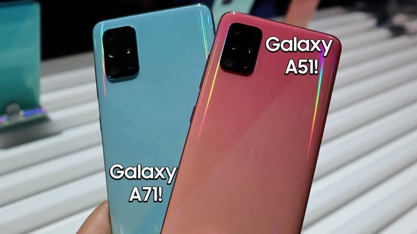 Samsung Galaxy A71 & Galaxy A51 Ön İnceleme - Galaxy A Serisine Ne Oluyor
