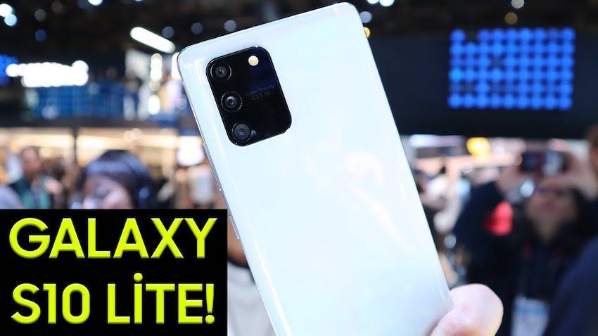 Samsung Galaxy S10 Lite Ön İnceleme - S10e Ağlıyor!