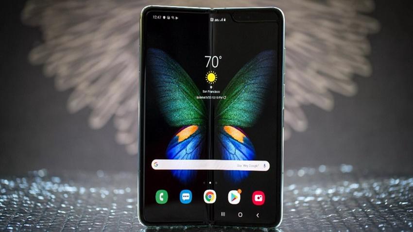 Samsung Galaxy Z Flip'den Heyecanlandıran Sızıntı