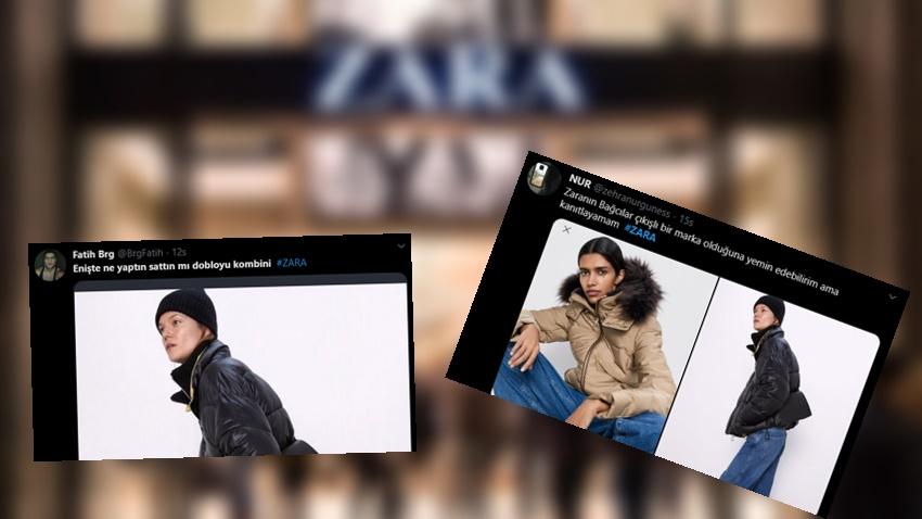 Zara, Sosyal Medyada Neden Alay Konusu Oldu