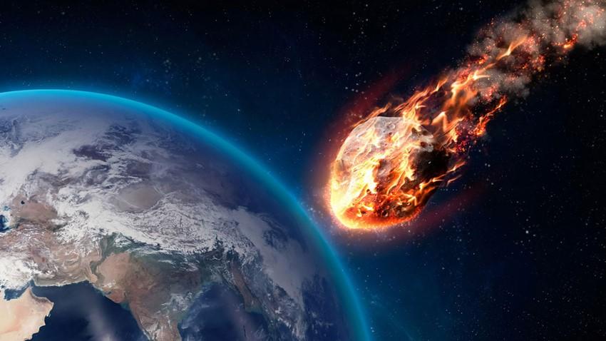 Dünya Büyük Bir Gök Taşı Tehlikesi ile Karşı Karşıya!
