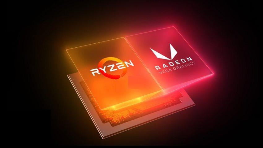 AMD Ryzen 4 İşlemci