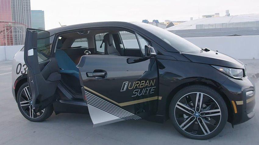 BMW Otonom Sürüşe Yeni Bir Bakış Açısı Getiriyor