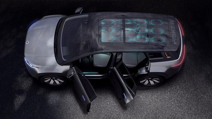 Fisker firması, Ocean model aracı ile Tesla' ya güçlü bir rakip olacak gibi görünüyor.