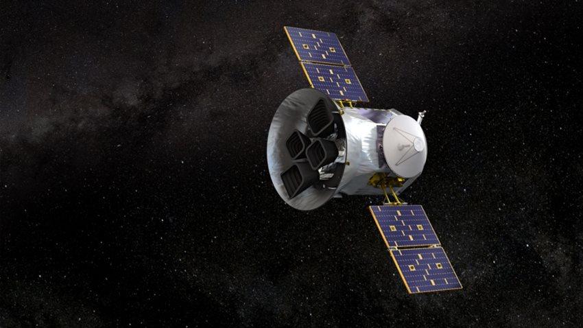 TESS Dünya Büyüklüğünde Başka Bir Gezegen Keşfetti