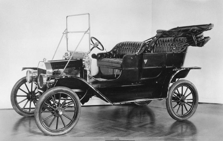 ilk elektrikli taksi