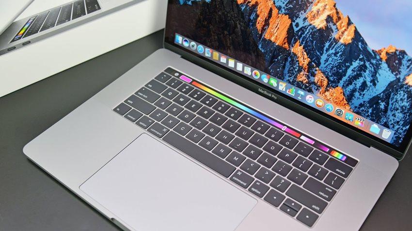 MacBook Pro Touch Bar Uygulamaları