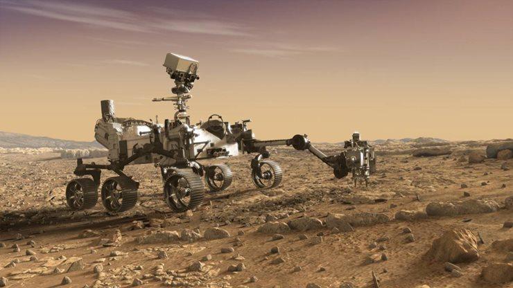Moxie Temmuz Ayında Mars'a Gönderilecek