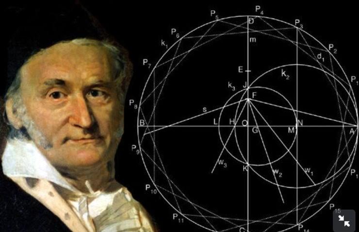 Matematikçilerin Prensi Carl Friedrich Gauss