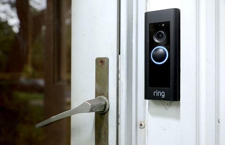 Amazon Ring Kullanıcı Verilerini Paylaşıyor