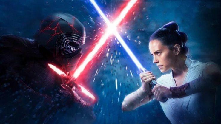 Star Wars Karakterlerinin Veda Filmi
