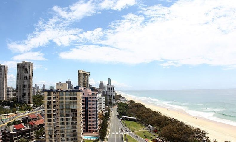 Gold Coast, Queensland, Avustralya