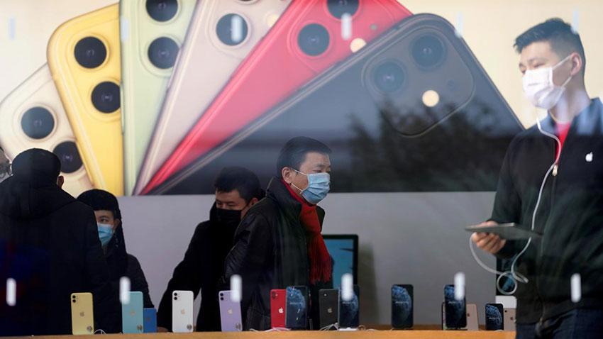 Corona Virüsü Akıllı Telefon Endüstrisi