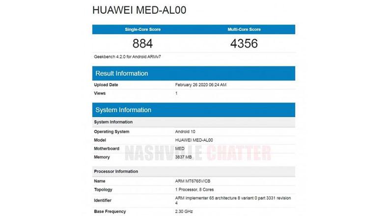 Huawei Yeni Telefon 2