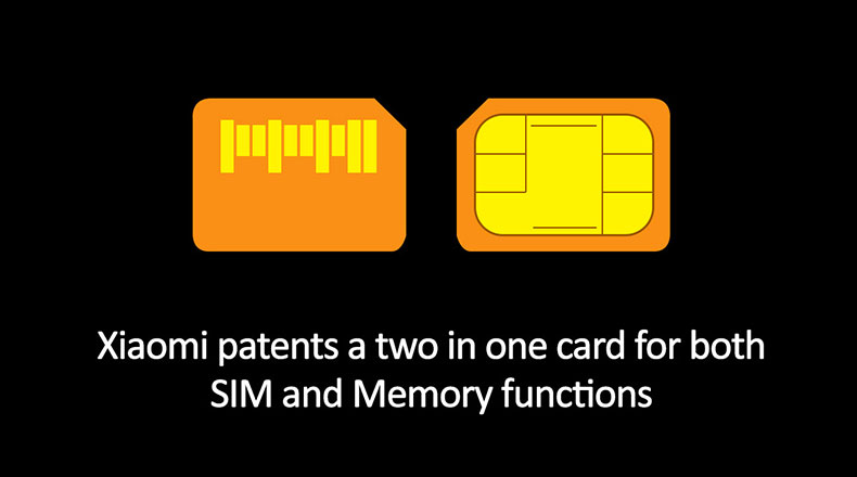 Xiaomi Yeni SIM Kart Patenti 2