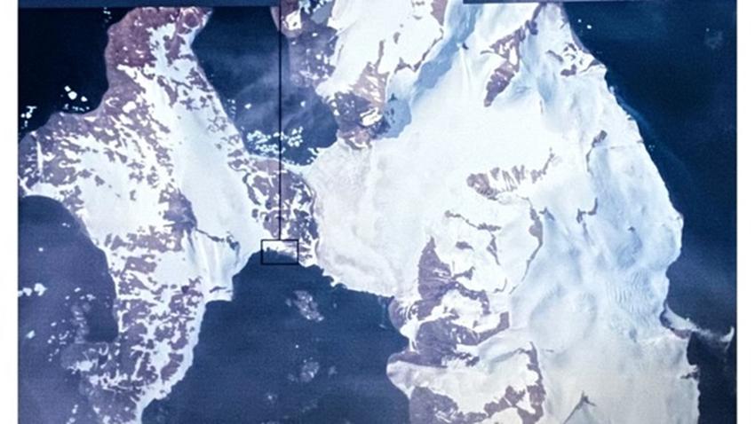 antarktika türk bilim üssü göktürk
