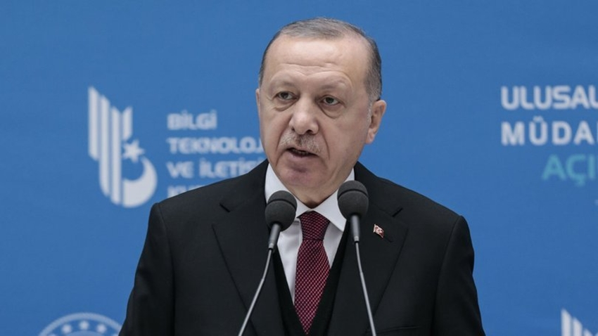 recep tayyip erdoğan 5g altyapısı
