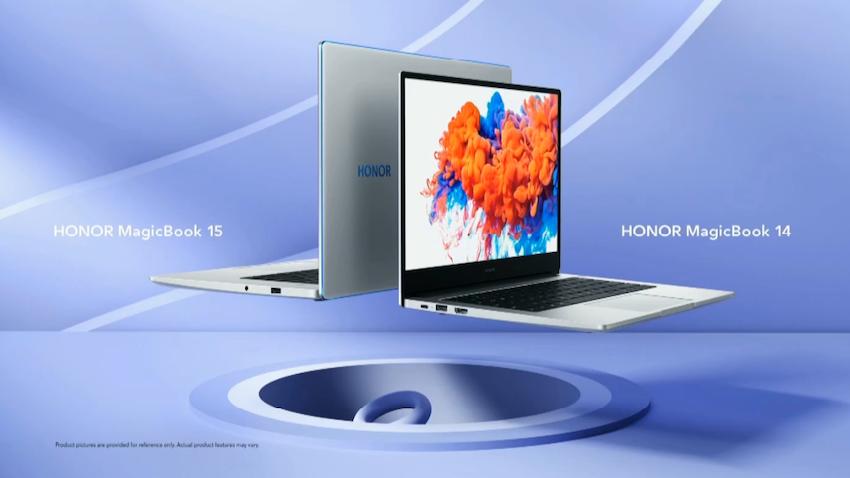 Honor MagicBook 14 ve MagicBook 15 Tanıtıldı! İşte Özellikleri