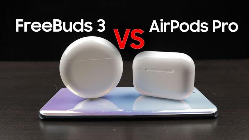 Huawei FreeBuds 3 ile AirPods Pro Karşı Karşıya! - Kazanan Kim