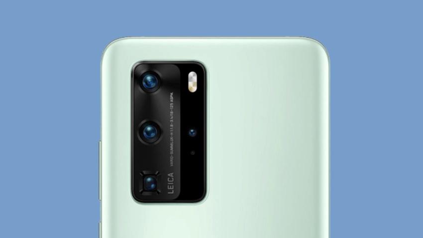 Huawei P40 ile Çekilen İlk Fotoğraf Sızdırıldı