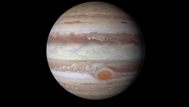 Jüpiter'de Su Bulundu