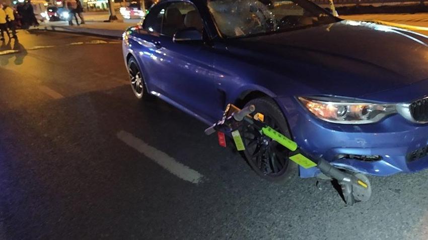 Martı Sürücüsü İstanbul'da Kaza Yaptı! Hayatını Kaybetti