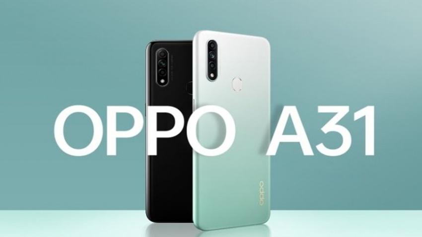 Oppo A31 Tanıtıldı! İşte Özellikleri ve Fiyatı