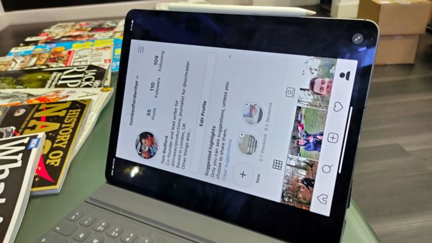 Instagram CEO Apple iPad Uygulama Açıklaması