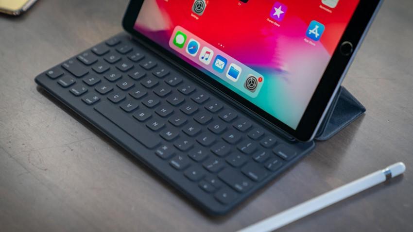 Apple iPad Trackpad Klavye