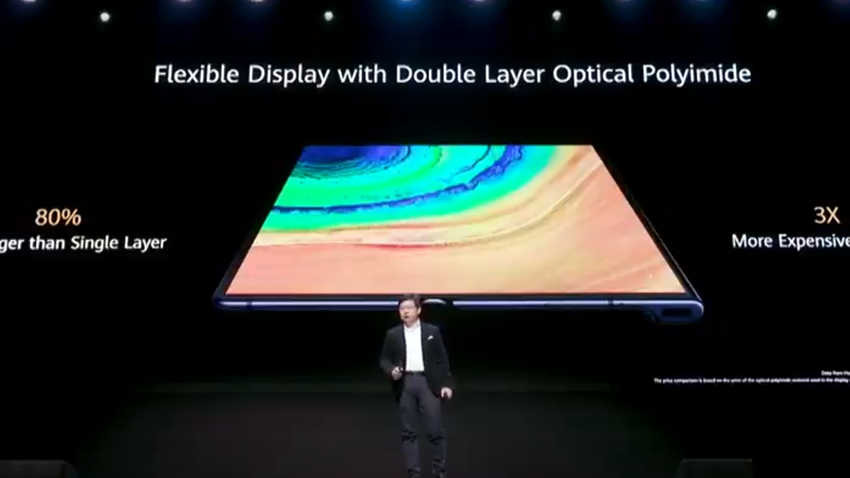 Huawei Mate Xs Özellikleri, Fiyatı Çıkış Tarihi