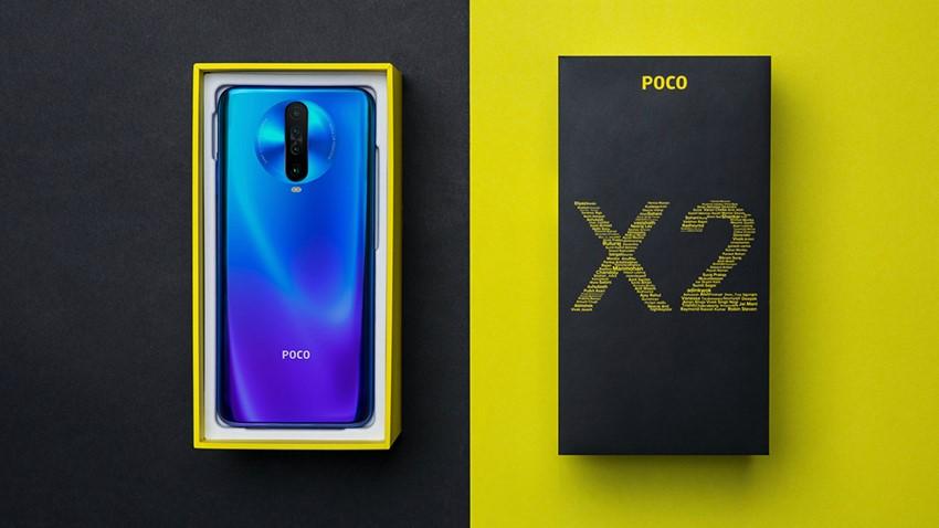 Pocophone X2 Tanıtıldı! İşte Özellikleri ve Fiyatı