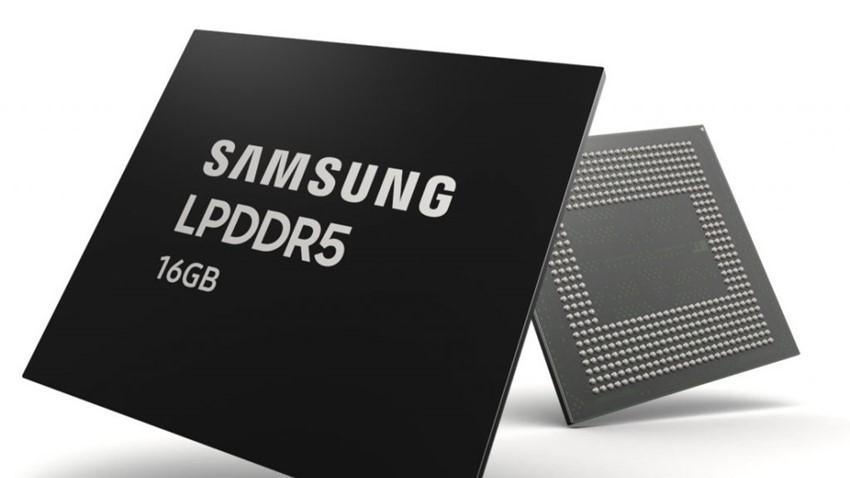 Samsung 16 GB LPDDR5 DRAM