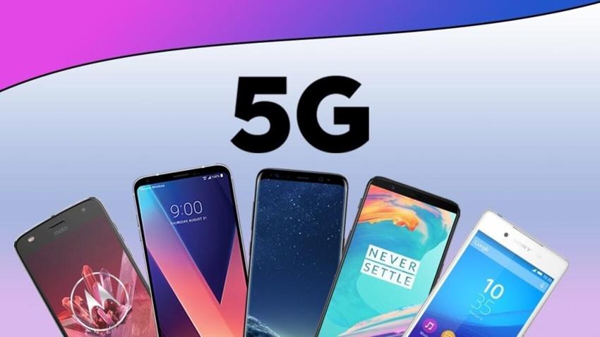 5G Telefonlar Çin'de Yoğun Talep Gördü